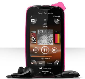 Sony Ericsson Mix Walkman WT13i Price in Delhi – 3-inch Wi-Fi Touchscreen Mobile Phone