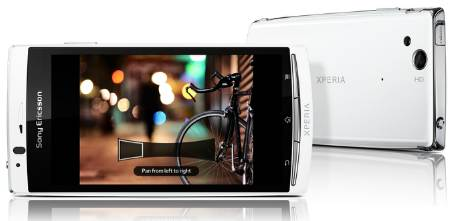 Sony Ericsson Xperia Arc S Price in Delhi – 4.2-inch 3G Android Touchscreen Mobile Phone