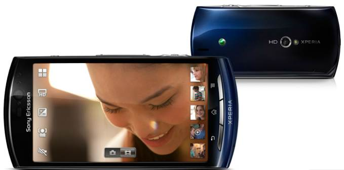 Sony Ericsson Xperia Neo V Price in Delhi – 3.7-inch 3G Android Touchscreen Mobile