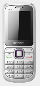 Movil Touch Screen Mobile Price List in India