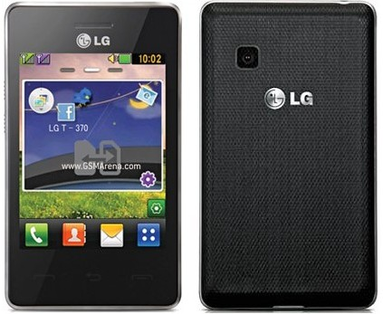 LG Cookie Smart T370 Price